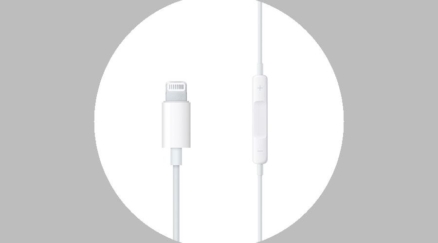 หูฟัง Apple Earpods With Lightning Connector Earbuds ขาย