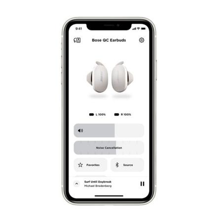 หูฟังไร้สาย Bose QuietComfort True Wireless ฟีเจอร์