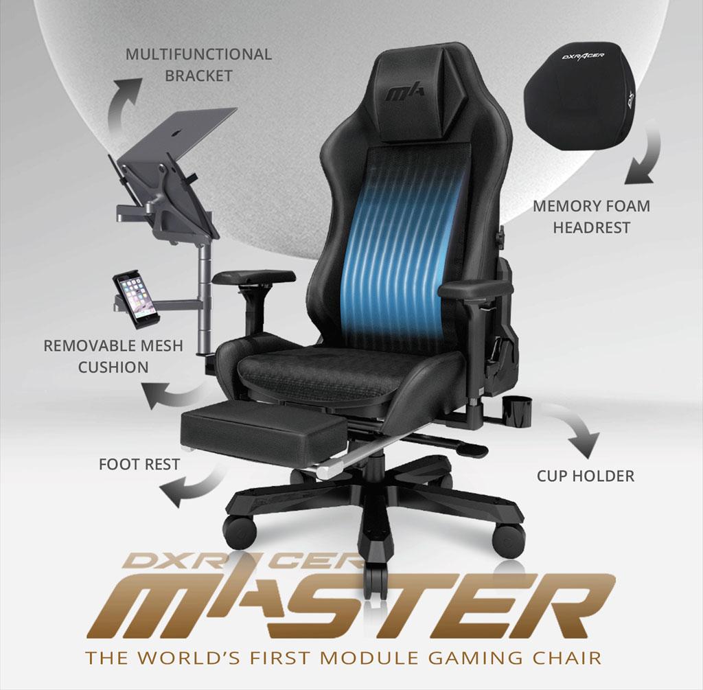 เก้าอี้เกมมิ่ง DXRacer Master Series I233S ราคา