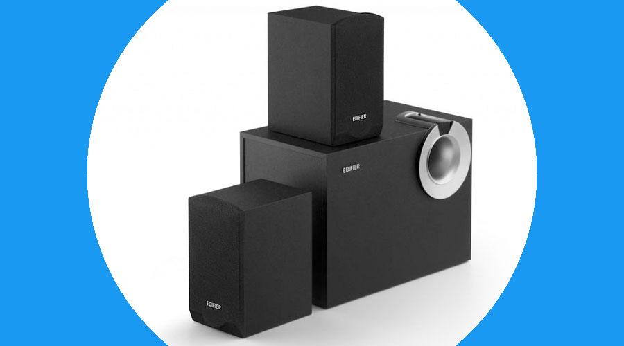 ลำโพง Edifier M206BT 2.1 Bluetooth Speaker ราคา