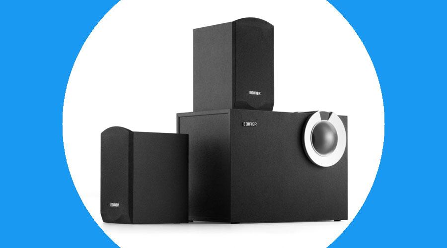 ซื้อ ลำโพง Edifier M206BT 2.1 Bluetooth Speaker