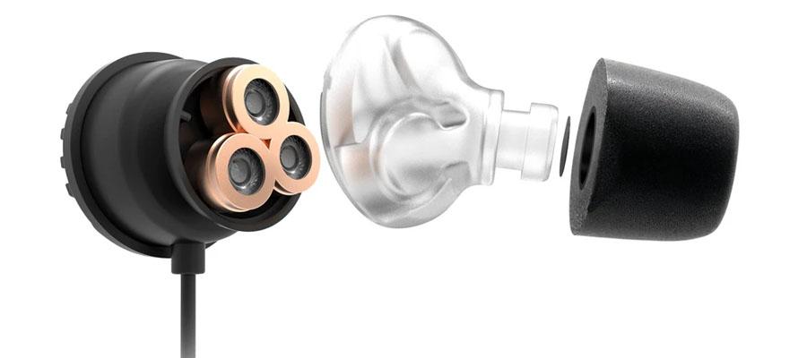 หูฟัง Advanced Nismo 3D Gaming In-Ear สเปค