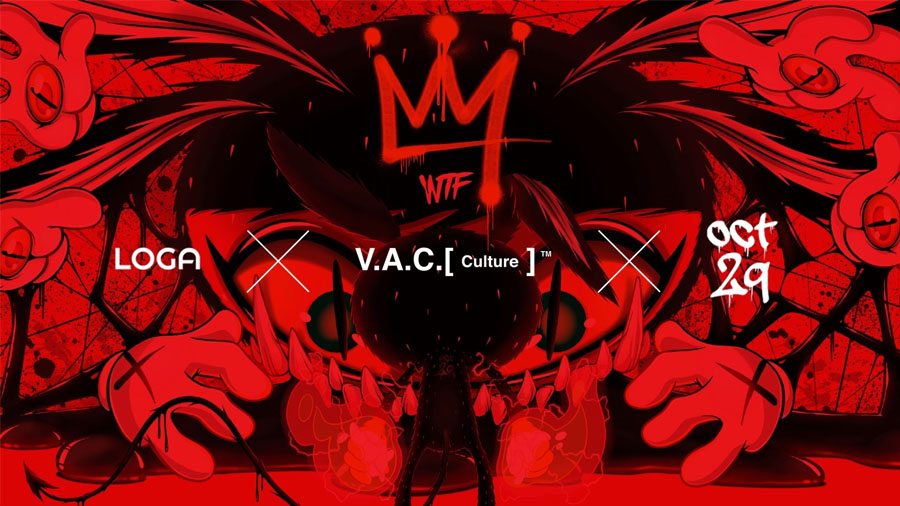 แผ่นรองเมาส์ Loga X V.A.C Bloodbath Mousepad รีวิว