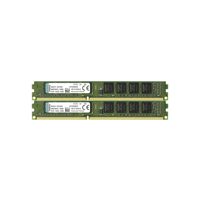 แรม Kingston 8GB (4GBx2) 1333 MHz