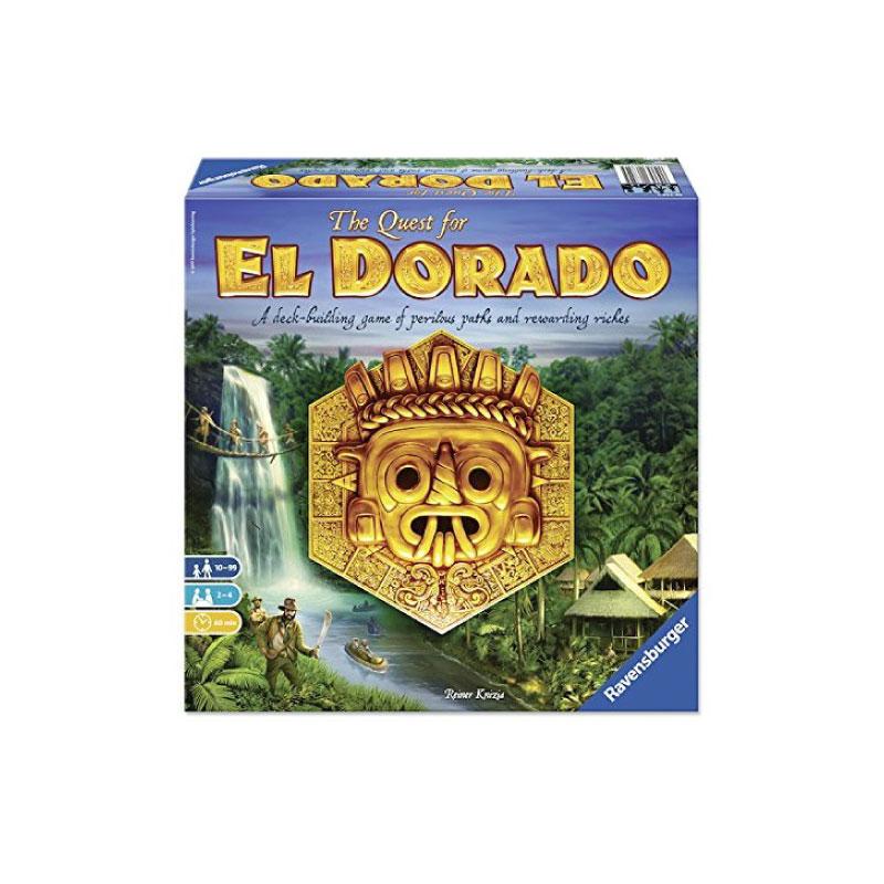 บอร์ดเกม El Dorado Board Game