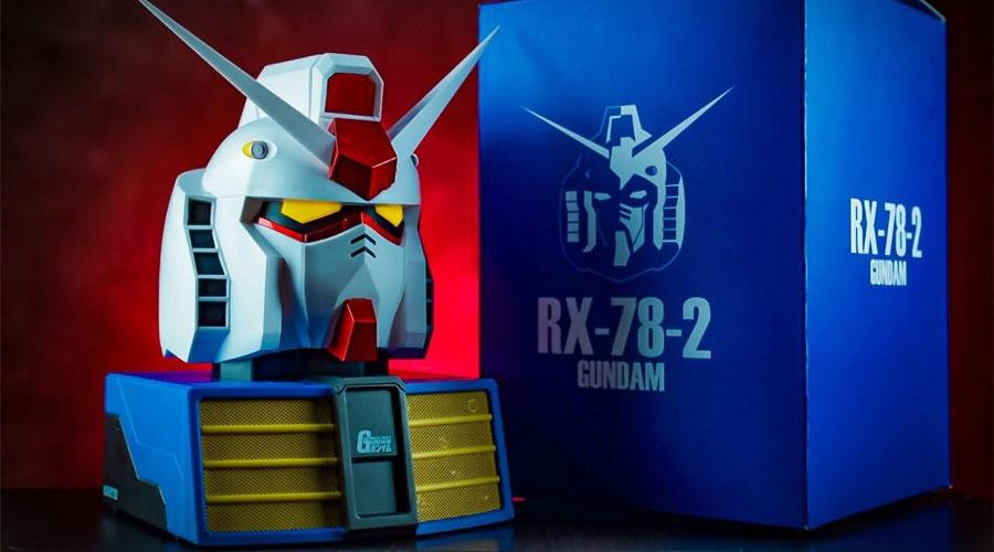 ลำโพงไร้สาย GUNDAM RX-78-2 Bluetooth Speaker ราคา