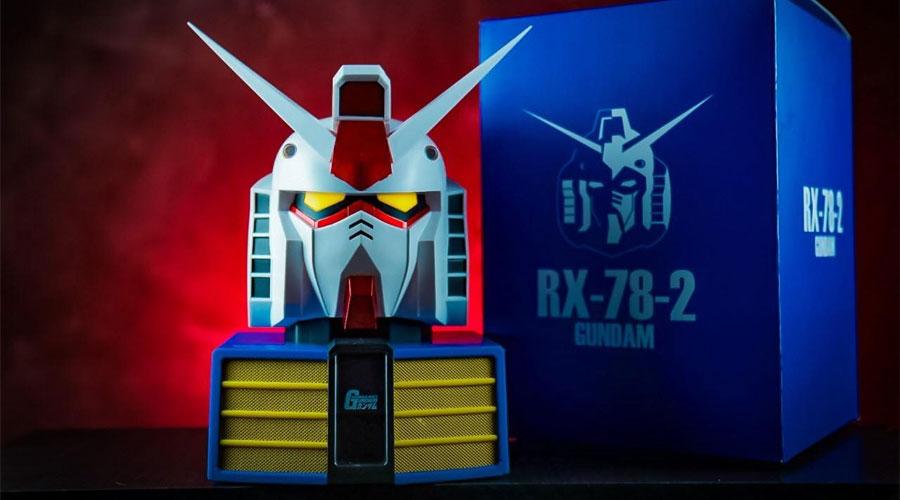 ซื้อ ลำโพงไร้สาย GUNDAM RX-78-2 Bluetooth Speaker