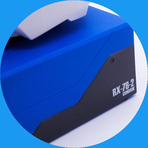ลำโพงไร้สาย GUNDAM RX-78-2 Bluetooth Speakerเสียงเท่