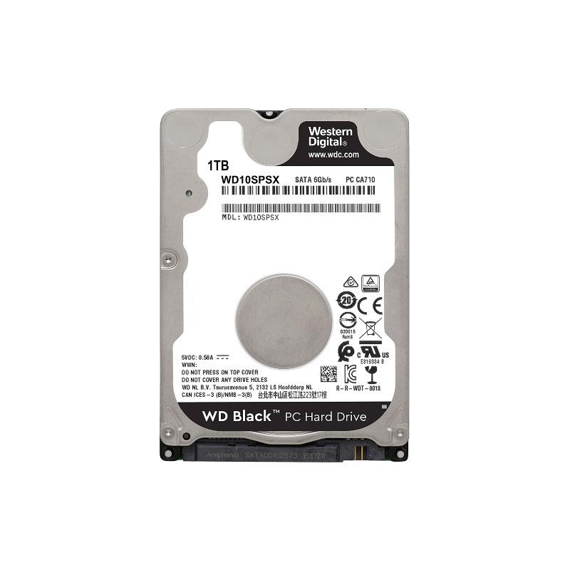 HDD NB WD 1TB SATA III 32MB 7200Rpm (WD10SPSX)
