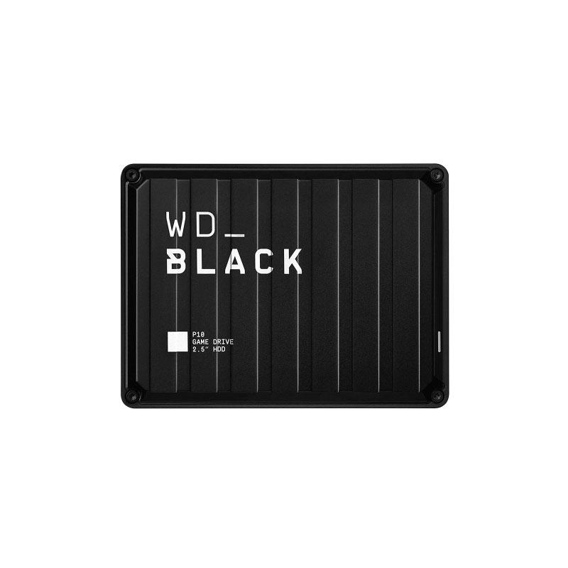HDD WD P10 Game Drive 2TB (WDBA2W0020BBK)