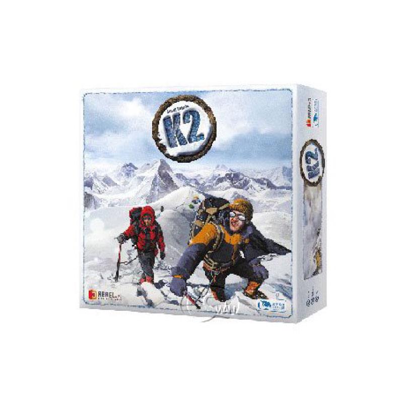 บอร์ดเกม K2 Board Game