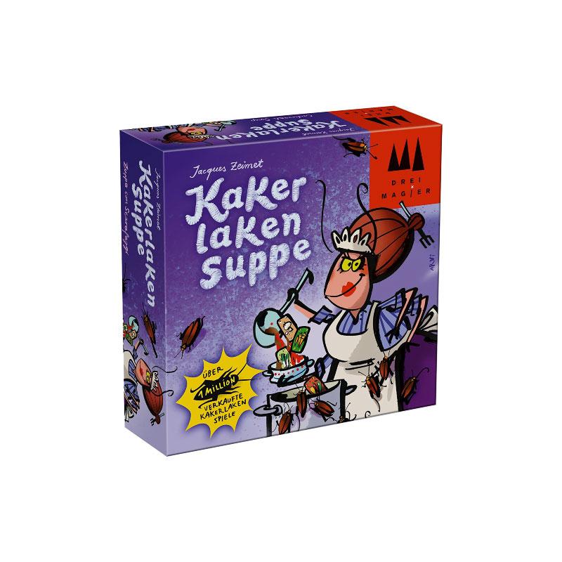 บอร์ดเกม Kakerlaken Suppe Board Game