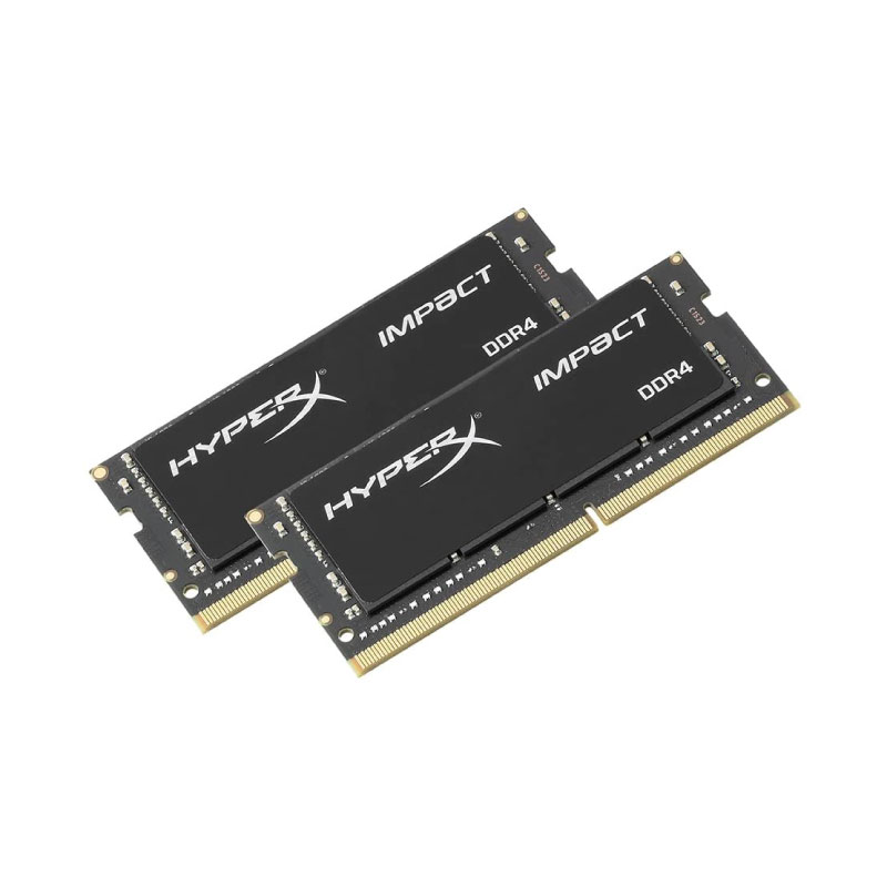 แรม Kingston 16GB (8GBx2) HyperX Impact 2400MHz