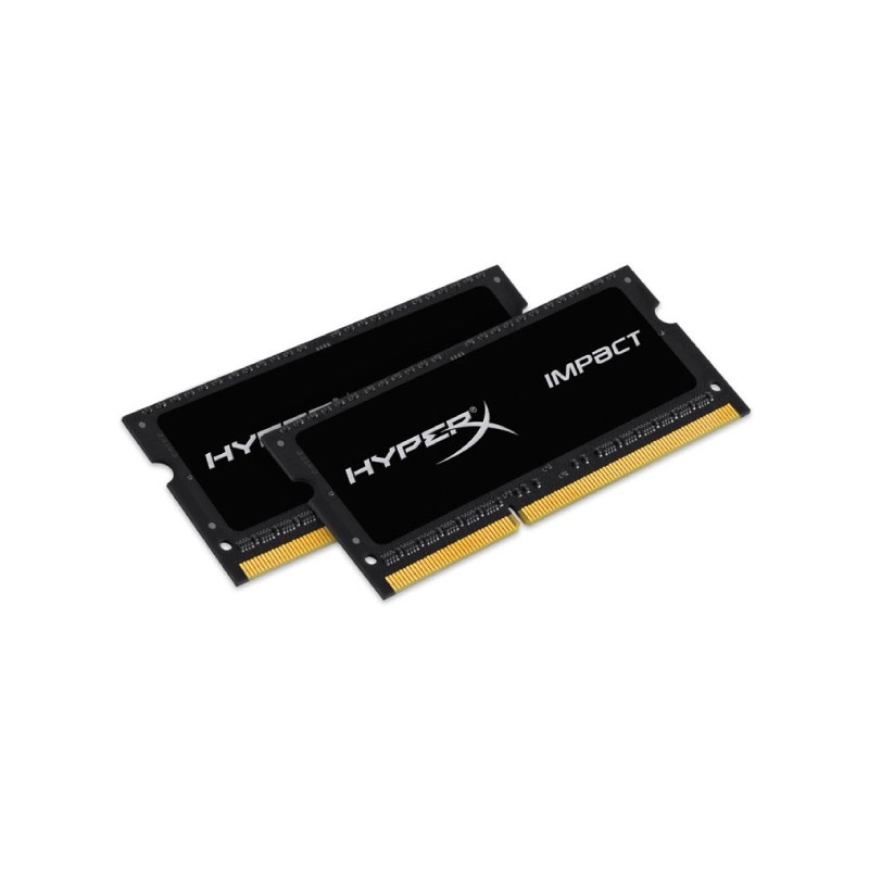 แรม Kingston 16GB (8GBx2) HyperX Impact 1866MHz