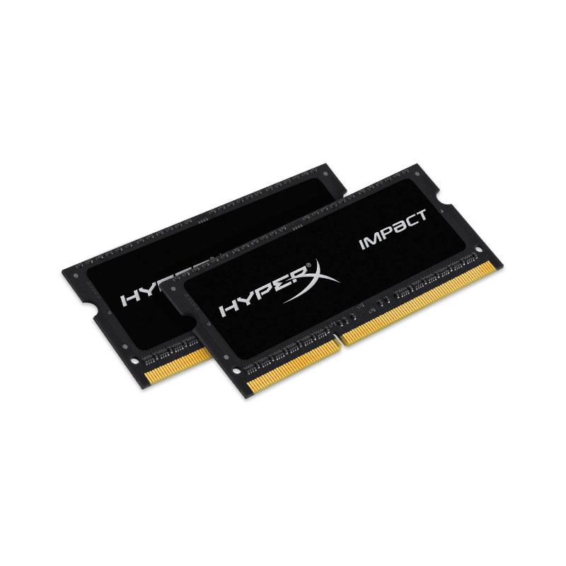แรม Kingston 8GB (4GBx2) HyperX Impact 1866MHz
