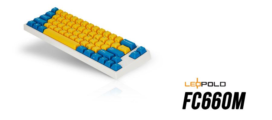 คีย์บอร์ด Leopold FC660M Mechanical Keyboard ราคา