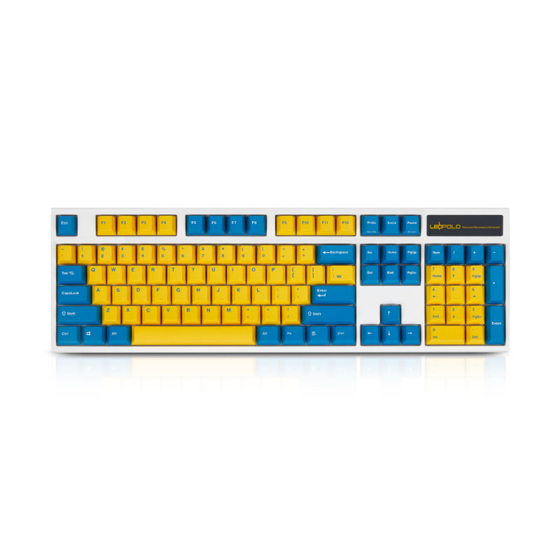 คีย์บอร์ด Leopold FC900R Mechanical Keyboard
