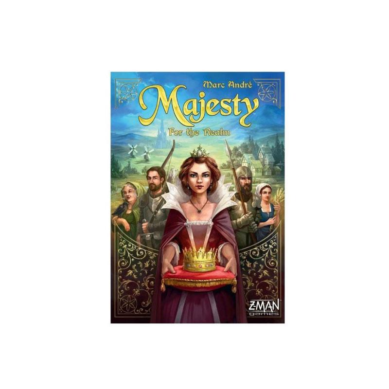 บอร์ดเกม Majesty For the Realm Board Game