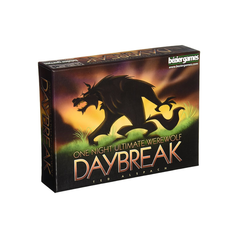 บอร์ดเกม One Night Ultimate Werewolf Daybreak Board Game