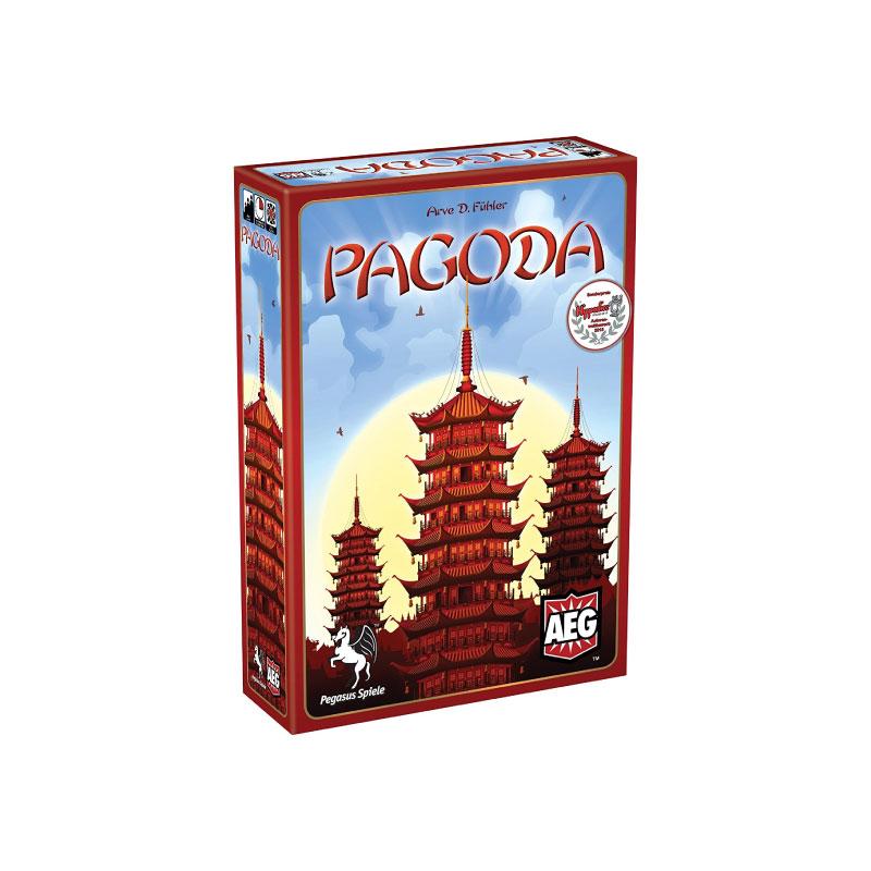 บอร์ดเกม Pagoda Board Game