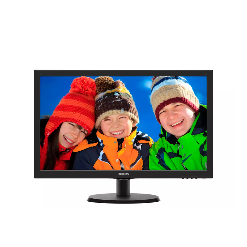จอคอม Philips 223V5LSB2 21.5 TN Monitor 60Hz