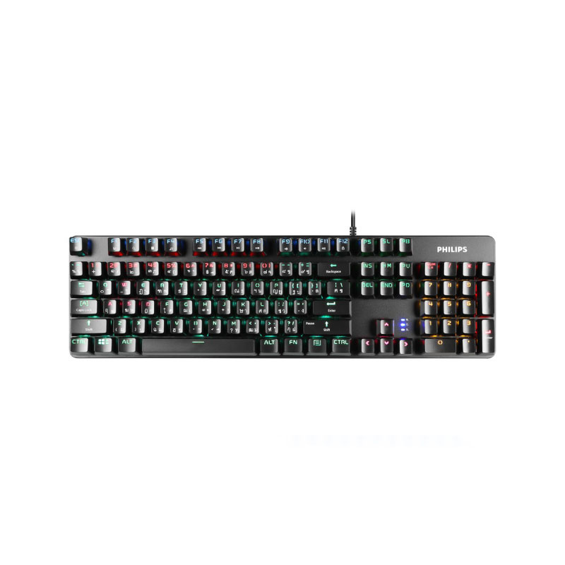 คีย์บอร์ด Philips SPK8401 Mechanical Gaming Keyboard