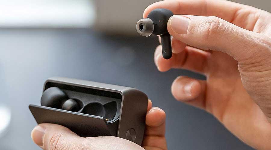 ซื้อ หูฟังไร้สาย RHA TrueConnect 2 True Wireless