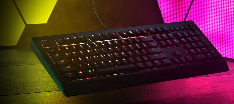 คีย์บอร์ด Razer Cynosa V2 Membrane Gaming Keyboard ราคา