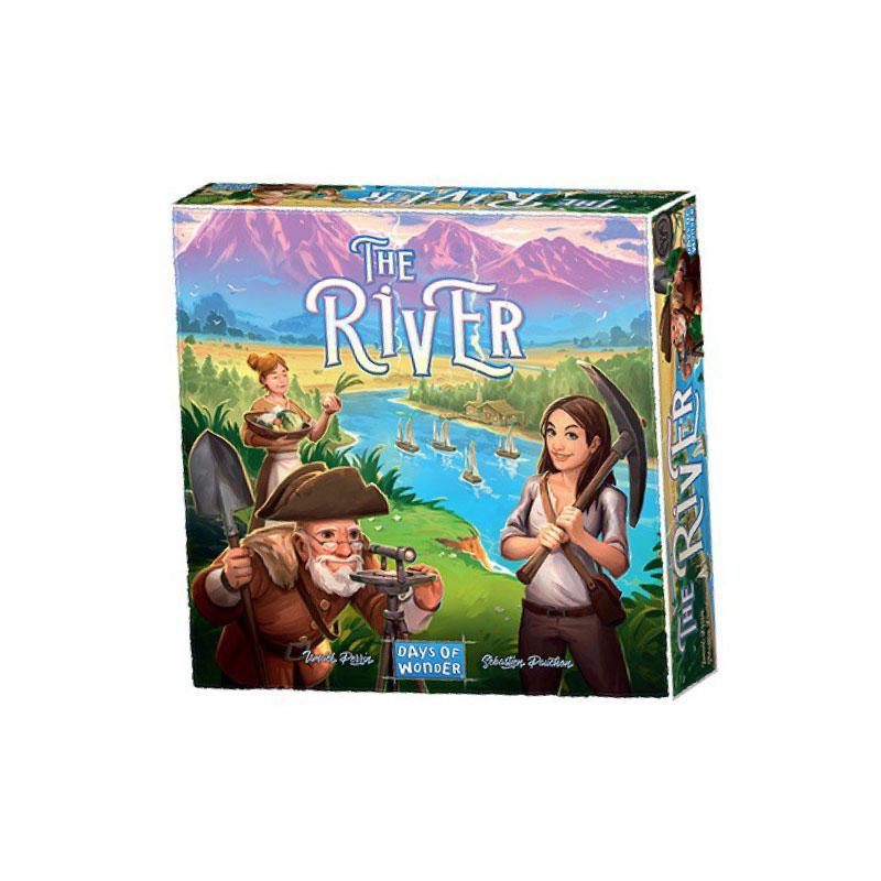 บอร์ดเกม River Board Game
