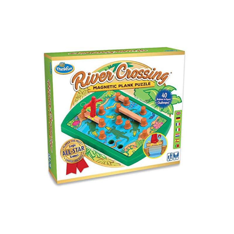 บอร์ดเกม River Crossing Board Game