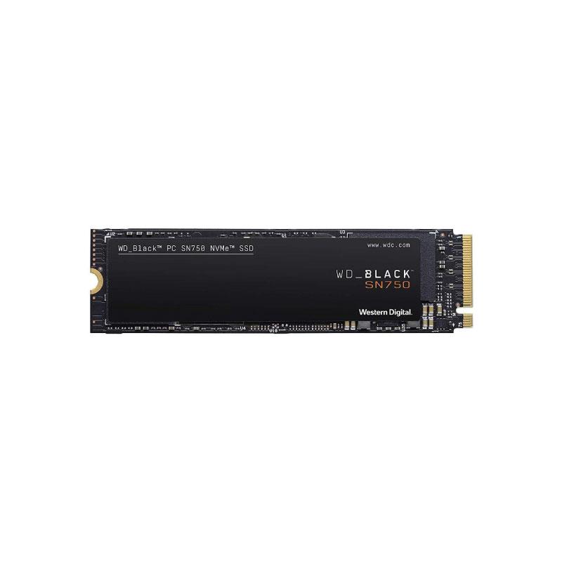 SSD WD SN750 500GB M.2 NVMe Gen3 (WDS500G3X0C)