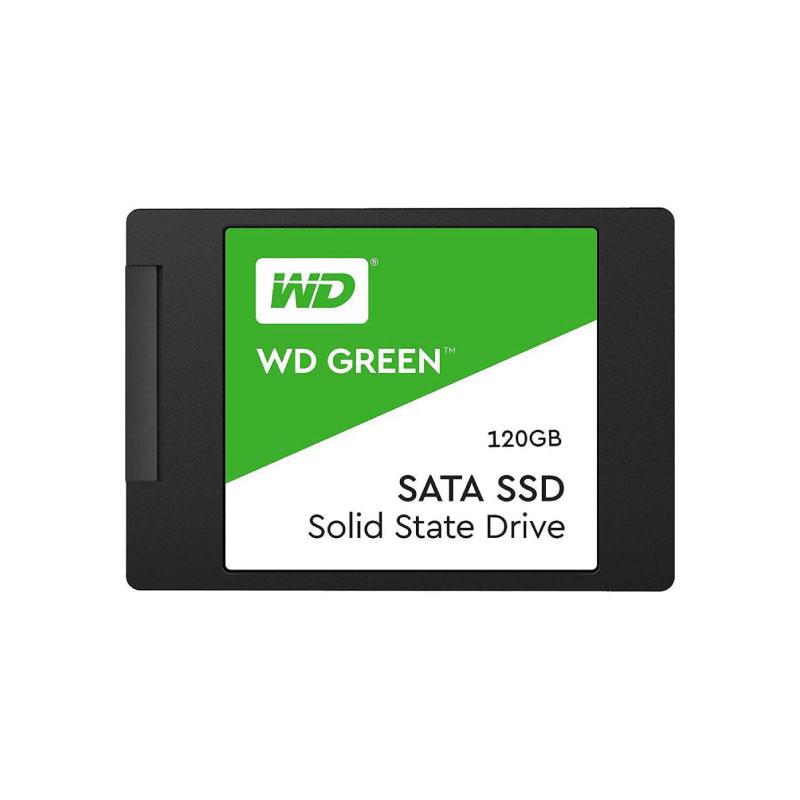 SSD WD 120GB SATA (WDSSD120GB-SATA-GREEN-3D)