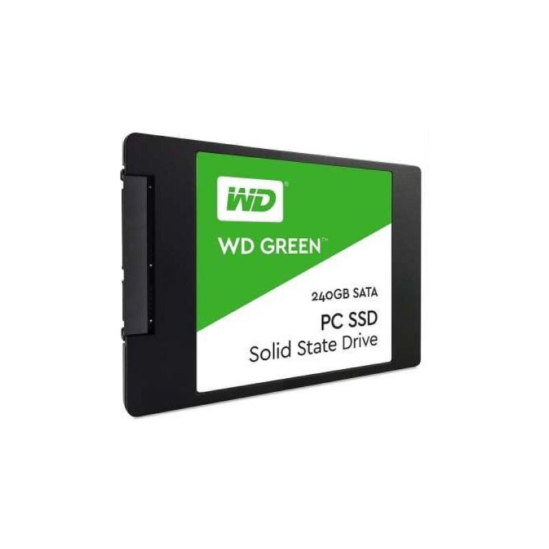SSD WD 240GB SATA (WDSSD240GB-SATA-GREEN-3D)