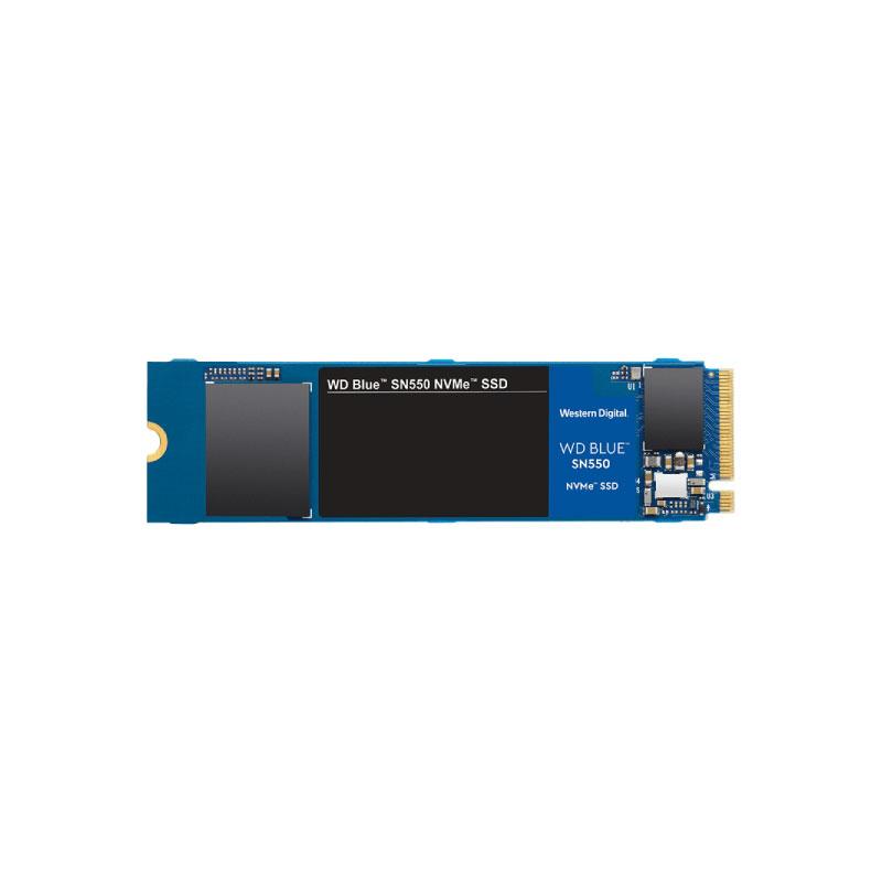 SSD WD 250GB SN550 NVMe (WDS250G2B0C)