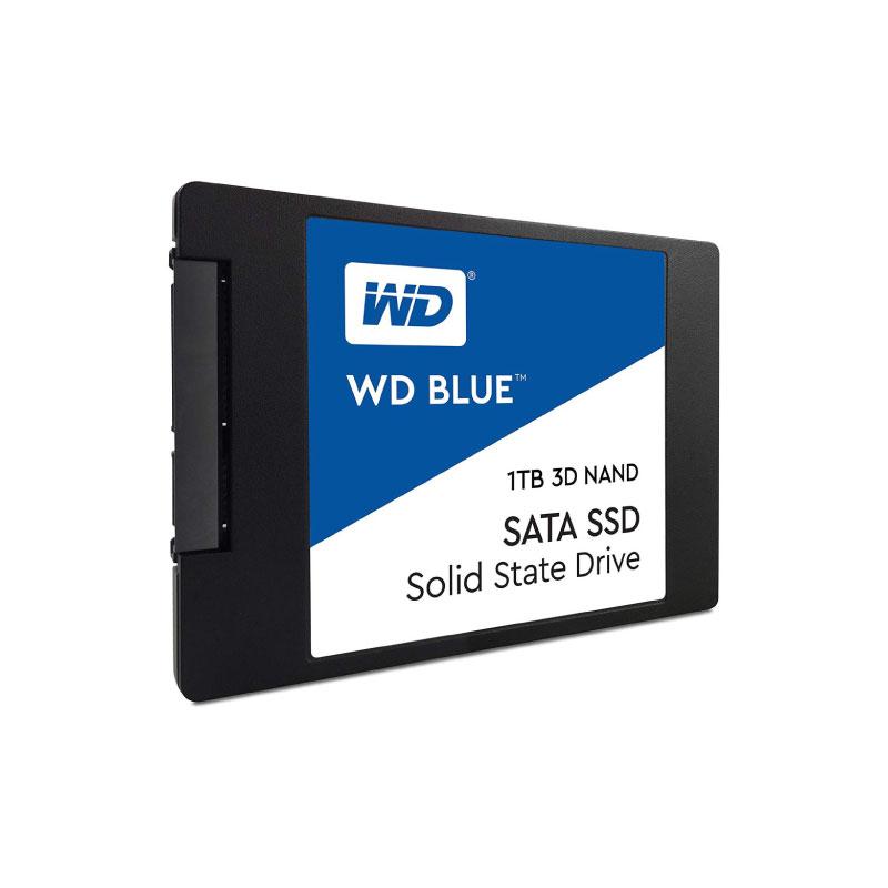"""SSD WD 2.5"""" 1TB SATA III (WDSSD1TB-SATA-3D)"""