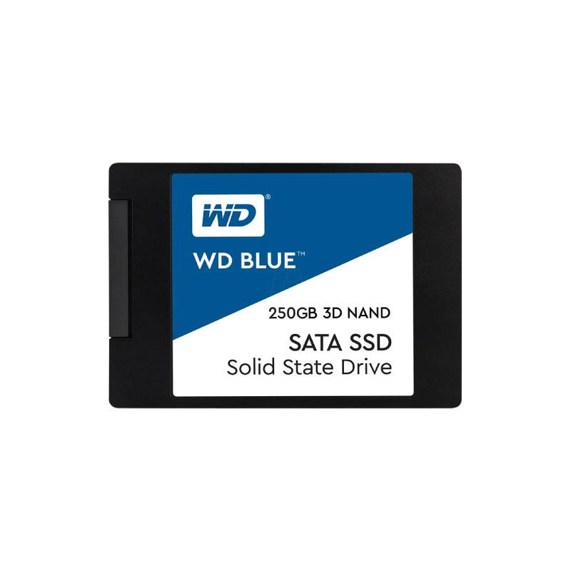 SSD WD 2.5 250GB SATA III (WDSSD250GB-SATA-3D)
