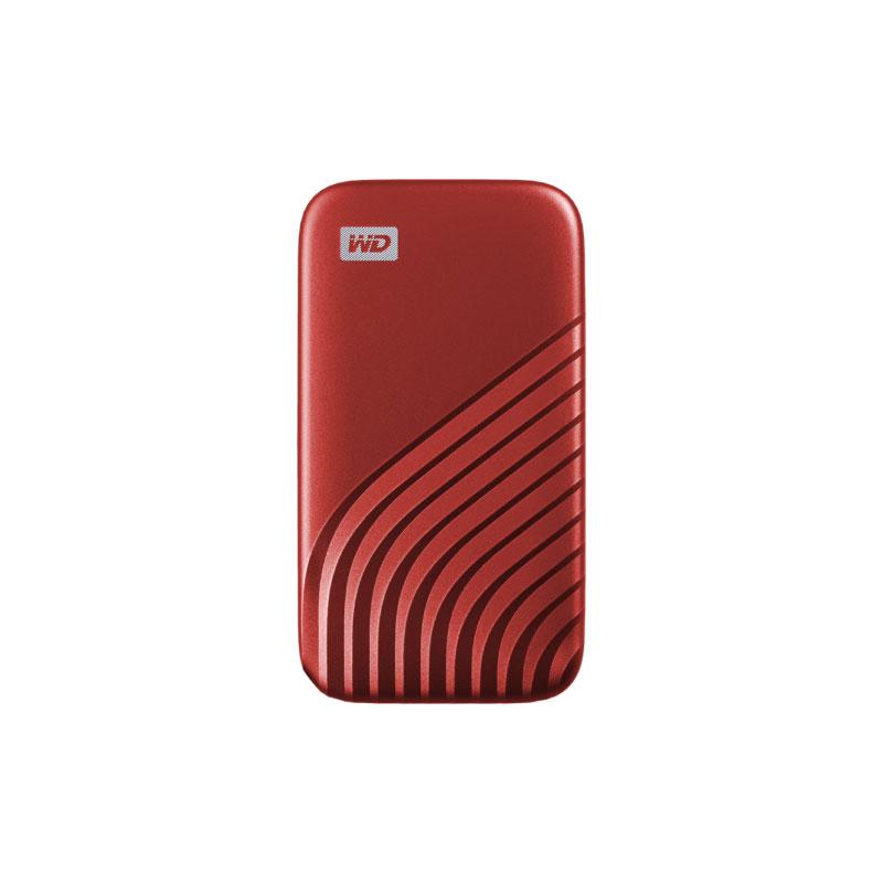 SSD WD My PassportSSD 500GB (WDBAGF5000ARD)