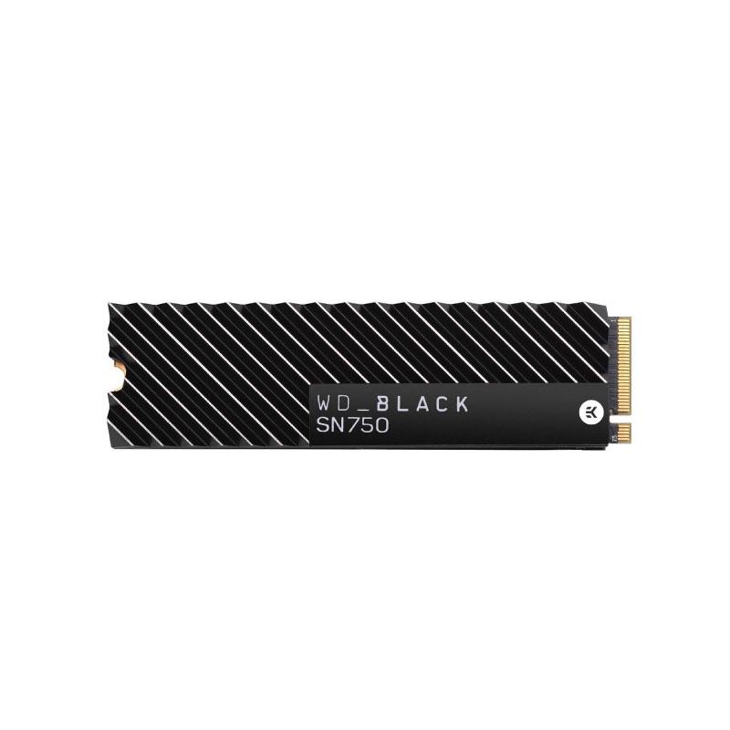 SSD WD SN750 1TB M.2 PCIe Gen3 (WDS100T3XHC)