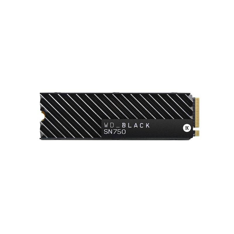 SSD WD SN750 2TB M.2 PCIe Gen3 (WDS200T3XHC)