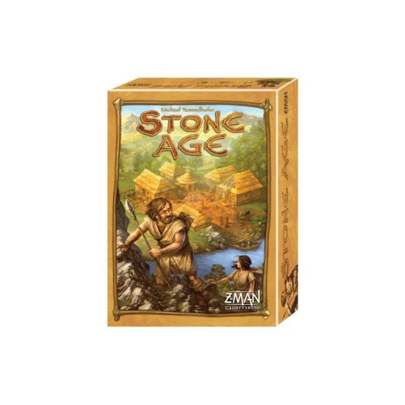บอร์ดเกม Stone Age Board Game