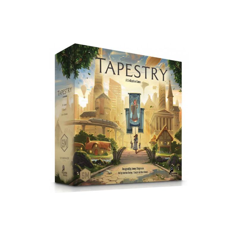 บอร์ดเกม Tapestry Board Game