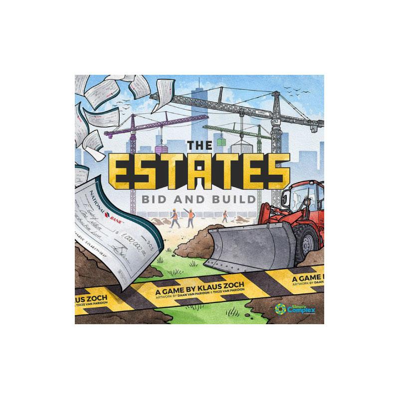 บอร์ดเกม The Estates Board Game