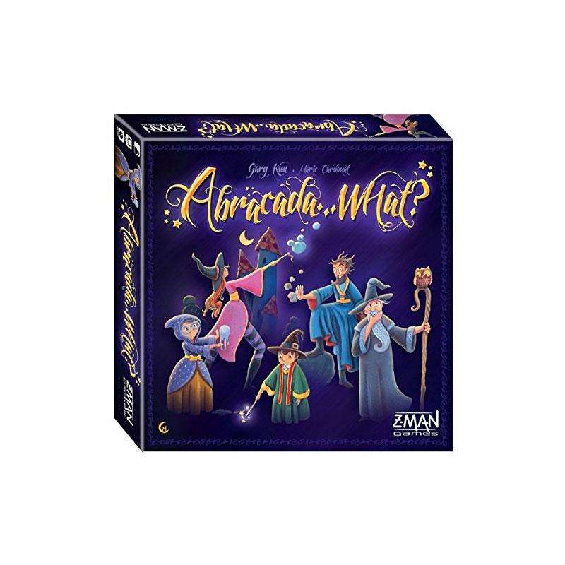 บอร์ดเกม Abraca What? Board Game