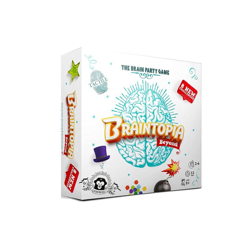 บอร์ดเกม Braintopia Beyond Board Game