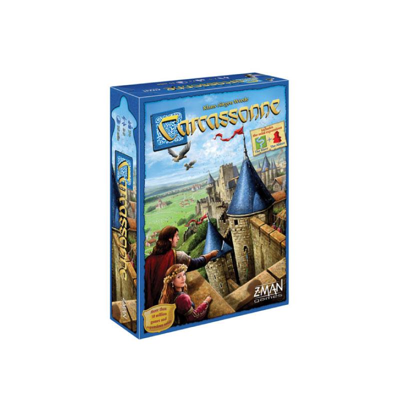 บอร์ดเกม Carcassonne Board Game