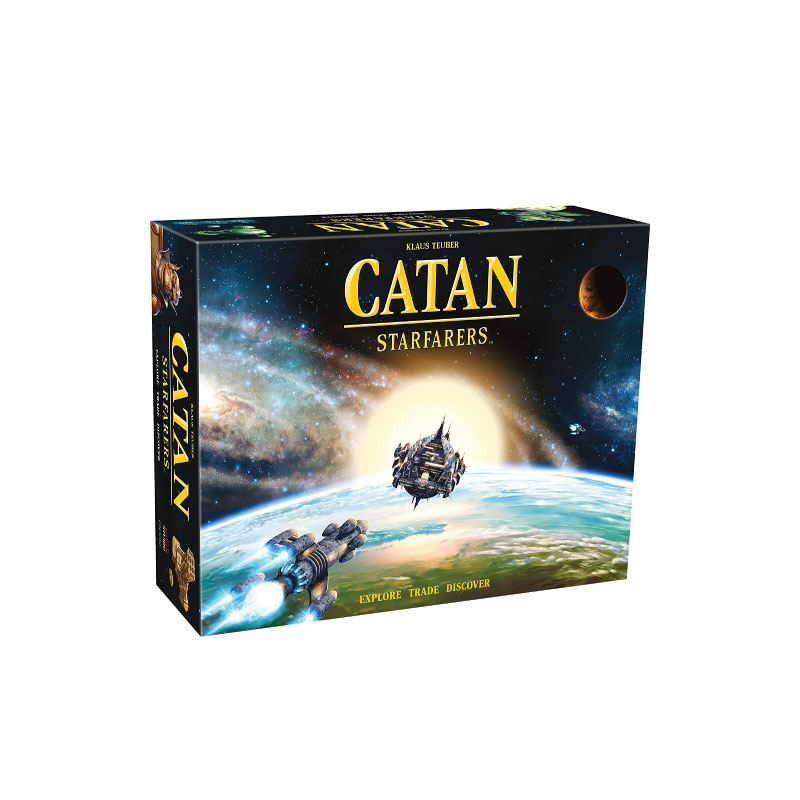 บอร์ดเกม Catan Starfarers Board Game