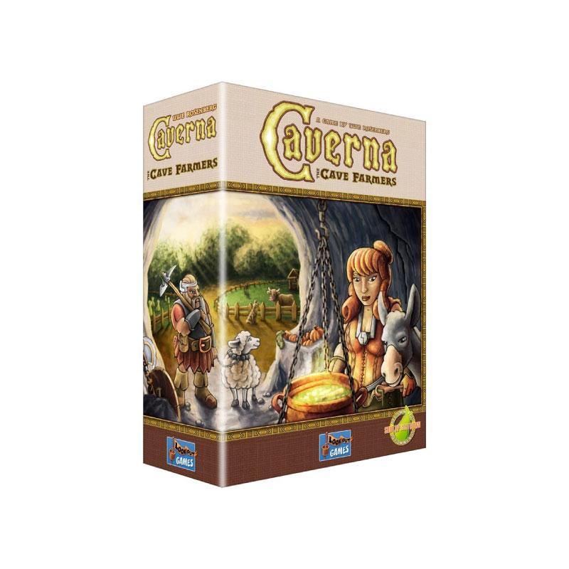 บอร์ดเกม Caverna The Cave Farmers Board Game