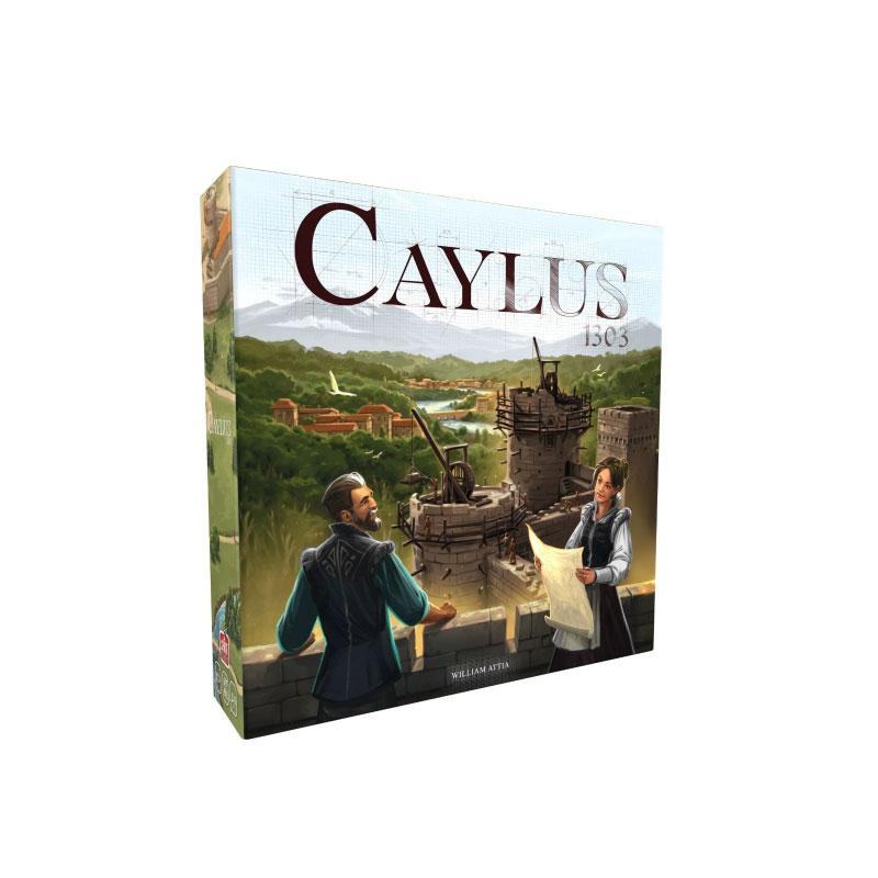 บอร์ดเกม Caylus 1303 Board Game