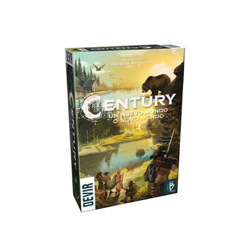 บอร์ดเกม Century A New World Board Game