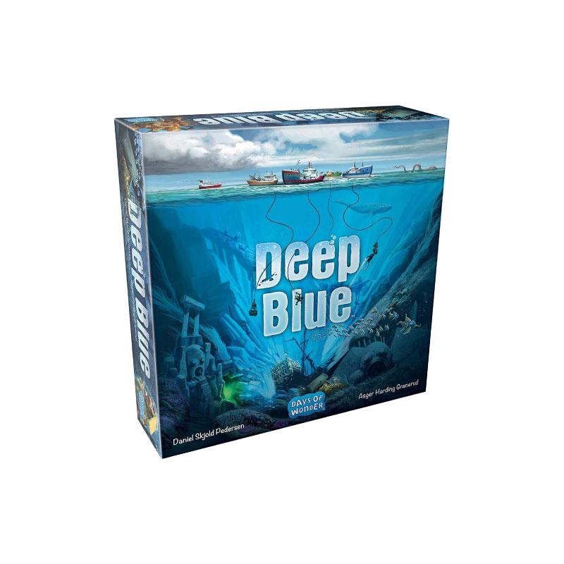 บอร์ดเกม Deep Blue Board Game